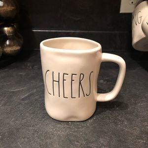 Rae Dunn CHEERS Mug